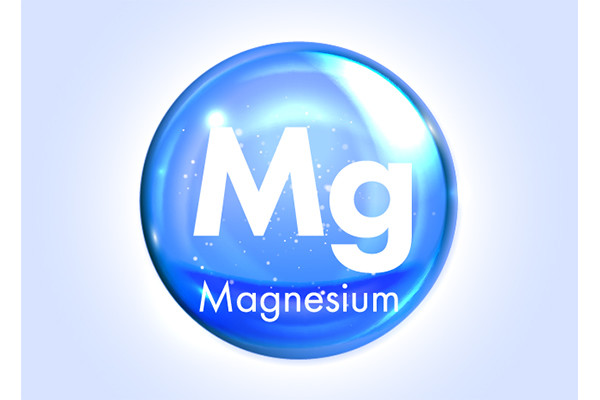 Magnesium lowers blood pressure